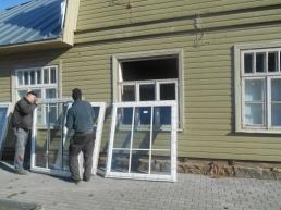 Avatäited - uksed, aknad